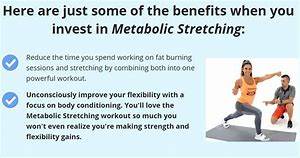 Metabolic Stretching Review-Metabolic Stretching Download