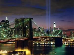 Tribute, In, Light, New, York, City, Wallpapers