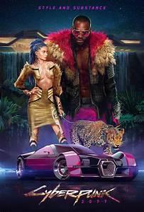 Cyberpunk, 2077, Official, Poster, Wallpapers