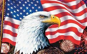American, Flag, Bald, Eagle, Symbols, Of, America, Hd, Wallpaper, High, Definition, 1920x1080