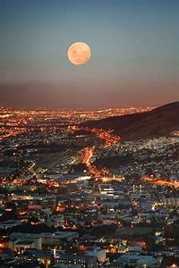 Beautiful, Full, Moon, View, Places, Around, The, World, U2013, The, Wow, Style