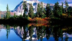 Nature, Mountain, Lake, Reflection, Landscape, Hd, Wallpaper, Wallpapers13, Com
