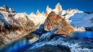 Wallpaper, Andes, 4k, 5k, Wallpaper, Argentina, Mountain, Lake, Travel, Tourism, Nature, 5178