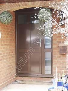 luxury, aluminium, front, doors