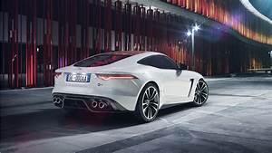 2018, Jaguar, F, Type, Svr, Coupe, Wallpaper