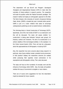 how to write an autoethnography essay
