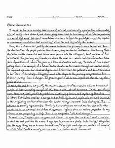 Sample Essay With Thesis Statement Argumentative Essay On Exercise English Literature Essay Questions also Thesis In An Essay Persuasive Essay On Exercise Essay Against Gay Marriage Informative  Healthy Eating Habits Essay