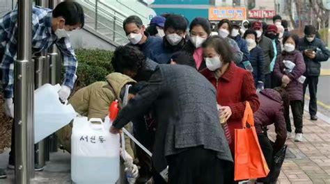 韩国新冠肺炎累计4212例,韩国浦项医疗院被指定为新冠肺炎治疗 ...