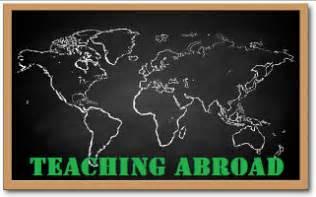 Become a Teacher Teaching English around the world