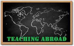 Become a Teacher Teaching English around the world