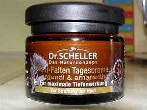 Крем от dr.scheller ночной против морщин с маслом арганы