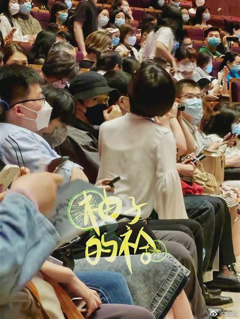 梦回从前!网友偶遇胡歌看薛佳凝音乐剧 两人合影曝光|音乐剧 ...