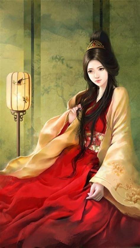 古装美女图片画像
