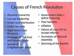failures of the french revolution