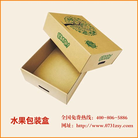 长沙水果外包装盒制作厂_水果包装盒_长沙纸上印包装印刷厂(公司)