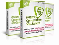 Instant Commission Site Review-Instant Commission Site Download