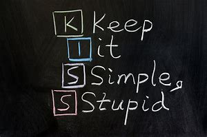keep it stupid simple 的图像结果