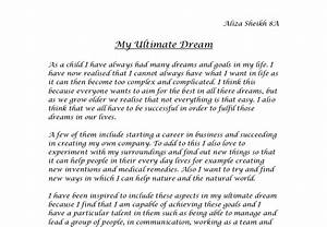 my dream house essay for class 4