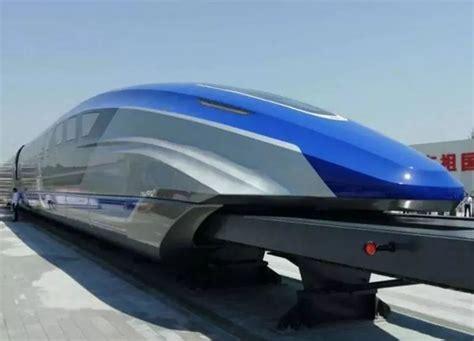 时速600公里列车大突破 大批上市公司将受益(股)|磁悬浮列车_新浪 ...